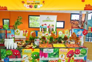 Animation Fruitti Veggi